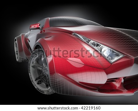 Sport Cars on Sports Car  My Own Car Design  Not Associated With Any Brand    Stock