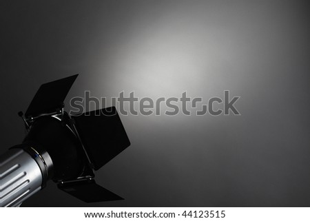 spot light - stock photo