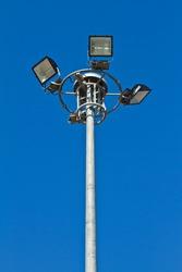 Spot-light tower