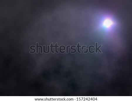 Spotlight with Smoke