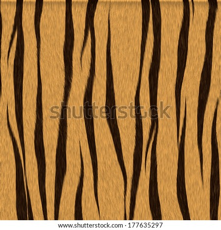 Spotted animal texture tiger