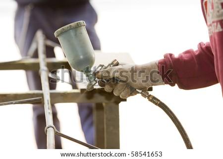 spray painter