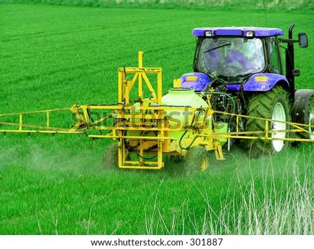 Spray the Crop