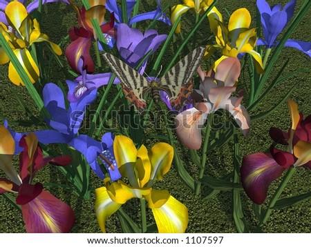 Spring Stock foto ©