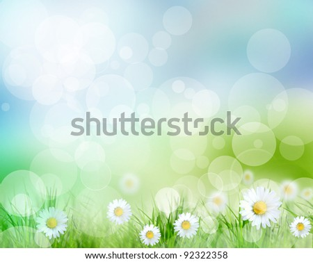 spring background