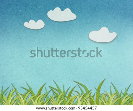 Spring Background Paper
