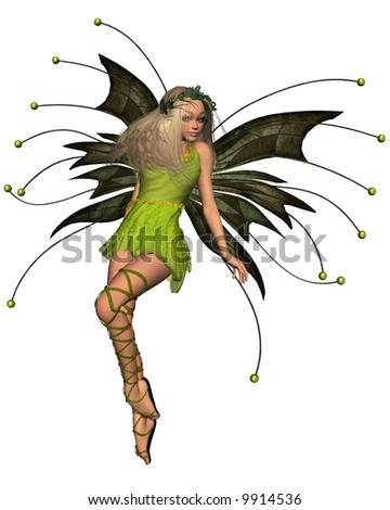 Spring Fairy - 2