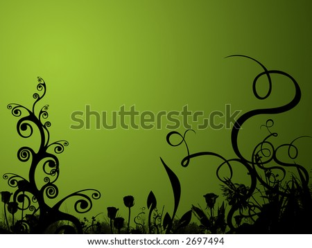 Spring Foliage - stock photo
