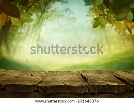 Spring green background. Grass and cloudscape art Design. Summer environmetal landscape concept.
