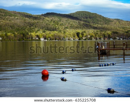 spring quiet lake george