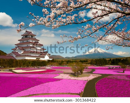 Spring Season in Japan #301368422