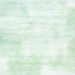 Spring Shabby Chic Background | Rustic old plank background in green, mint and beige colors with textured scratches and antique cracked paint for scrapbooking and decoupage