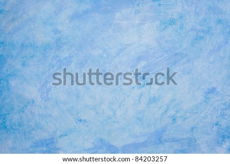 Spring Sky Tones Acrylic Background