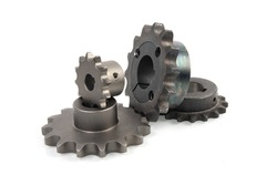 Sprockets for various types of roller drive chains