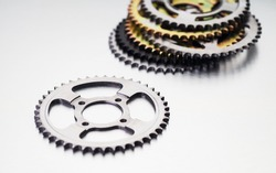 sprockets or motorcycles sprockets