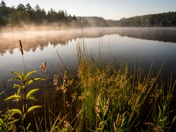 Spruce Knob Lake, Spruce Knob-Seneca Rocks National Recreation Area, West Virginia