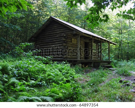 Spruce Peak Shelter