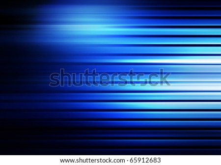 square blue striped decorative background
