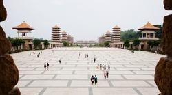 square in temple