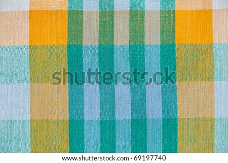 square pattern fabric background
