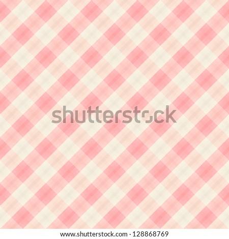 square pattern. vintage pink...