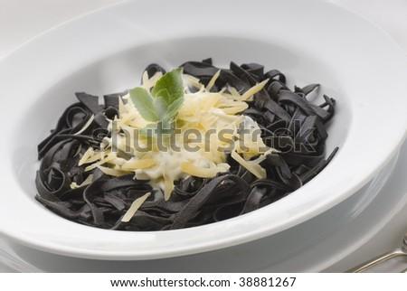 squid pasta with cream sauce