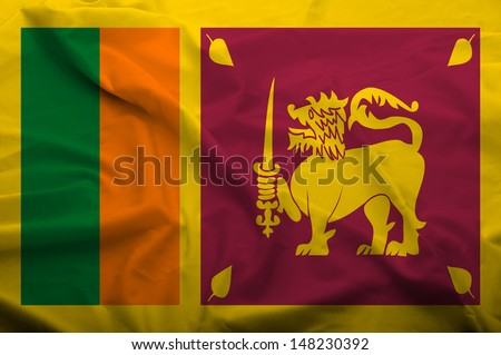 Sri Lanka Flag