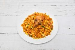 Sri Lankan Spicy chicken