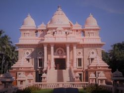 Sri Ramakrishna Math, Chennai is a monastic organisation for men brought into existence by Ramakrishna, a 19th-century saint of Bengal.