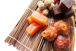 Srilankan traditional sweet called kavun