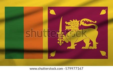 SRO Lank flag