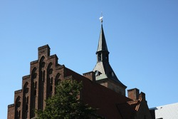 St. Canute's Cathedral in Odense