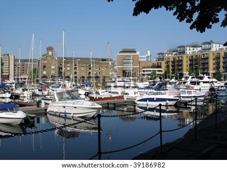 St.Catherine Docks, London