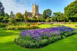 St Edmundsbury Cathedral, Bury St Edmunds, England, United Kingdom