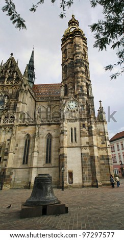 St. Elisabeth Cathedral of Kosice