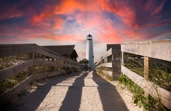 St. George Island Lighthouse Museum and Gift Shop