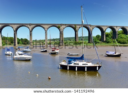 St Germans Quay in Cornwall.