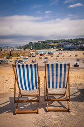 St Ives Deck Chairs