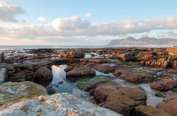 St James Beach in Cape Town South Africa
