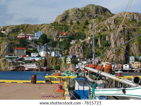 St.John's Battery, Newfoundland