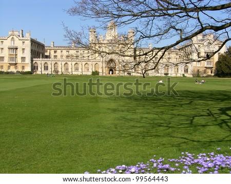 St Johns College, University of Cambridge