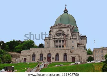 St. Joseph Oratory in Montreal, Canada
