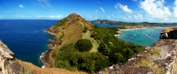 St.Lucia Panoramic