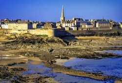 st-malo brittany france
