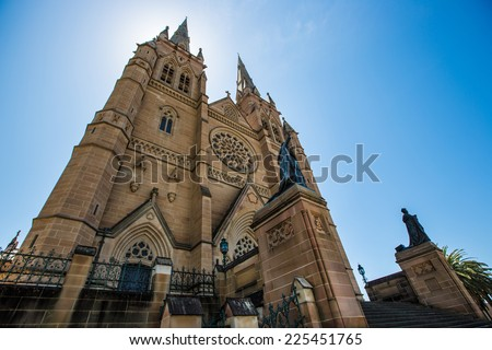 Shutterstock St Mary's Cathedral
