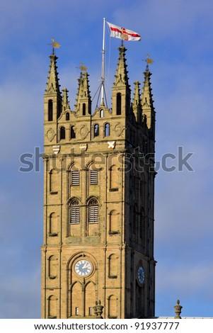 St Marys church warwick.