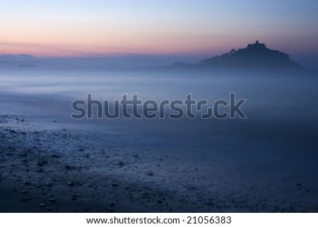 St Michaels Mount, Cornwall UK
