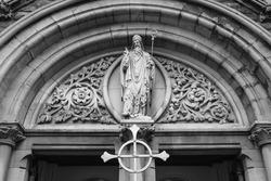 St. Patrick Cathedral, Belfast, Northern Ireland, UK