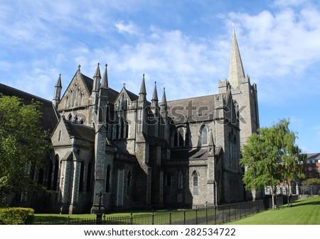 st. patrick church  dublin