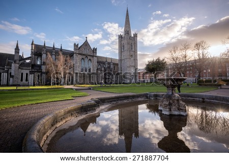 Shutterstock St Patrick's cathedral church is a national church of Republic of Ireland situated in capital Dublin.